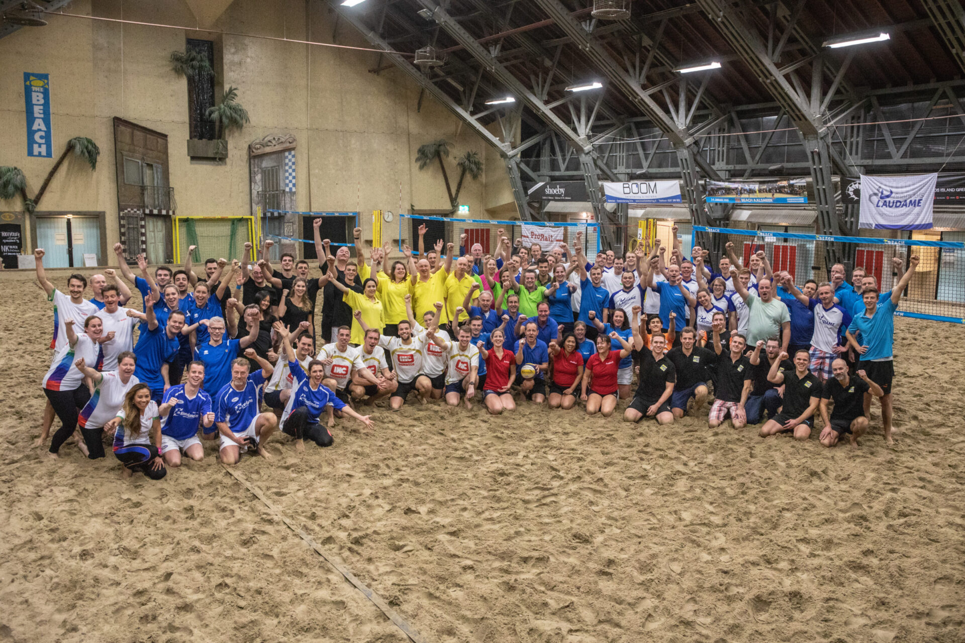 Beachvolleybaltoernooi Laudame Financials 2019
